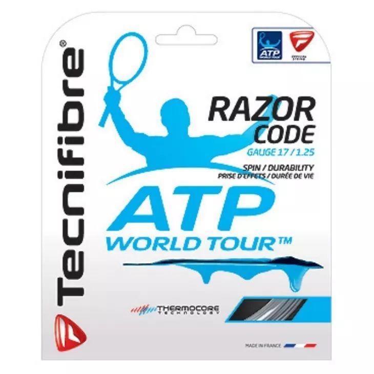 眼镜侠 Tecnifibre ATP Razor Code  网球线 限时折扣58!