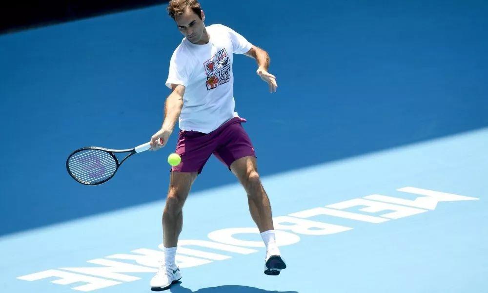 三个简单的练习改善你的网球击球时机,快慢结合、随球而动