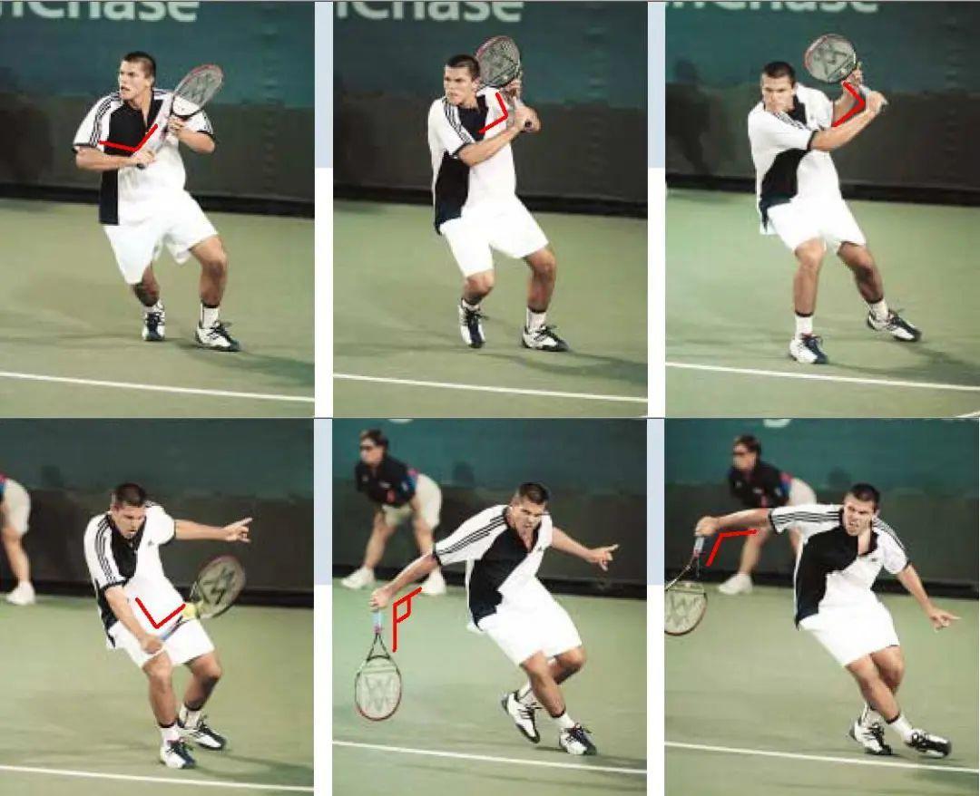 超详细!学习网球反手切削看这一篇就够了
