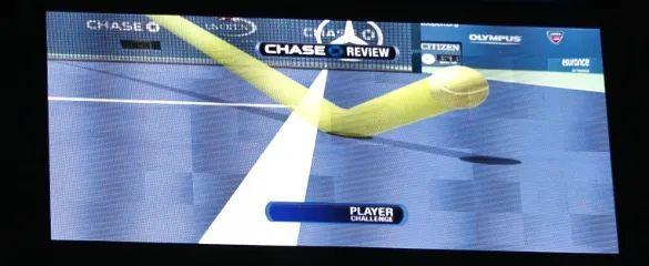 鹰眼是如何工作的?职业网球球员提出的挑战中,居然只有46%是正确的!